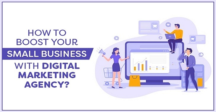how digital marketing agency helps for small business